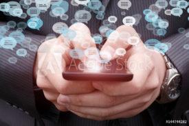 法人携帯にはビジネスツールとしてチャットワークアプリが選ばれるわけ